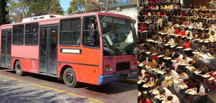Συνεχίζει και φέτος το πρόγραμμα μεταφοράς φοιτητών ο Δήμος Αμαρουσίου