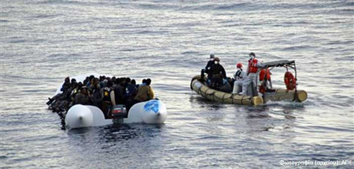 Ναυάγιο στη Λιβύη: Toυλάχιστον οκτώ πρόσφυγες νεκροί, 90 αγνοούνται