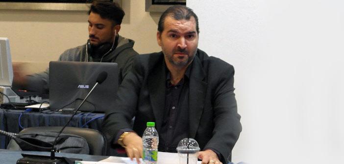 Ανεξάρτητος κι εκτός του συνδυασμού Για ένα Νέο Μαρούσι ο Μιχαήλ Ρούσσος