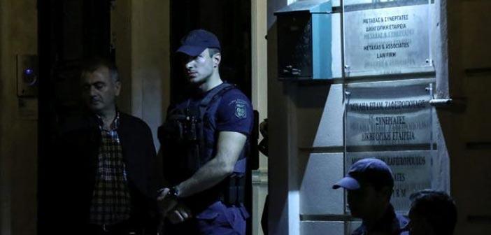 Τέσσερις προσαγωγές για τη δολοφονία Ζαφειρόπουλου