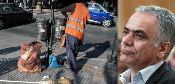9.000 προσλήψεις σε δήμους προανήγγειλε ο υπουργός Εσωτερικών