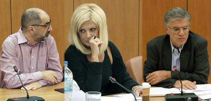 Δ. Κωνστάντος: Τρίτο πολιτικό υποχείριο της κας Πατούλη ο κ. Θεοδωρακόπουλος