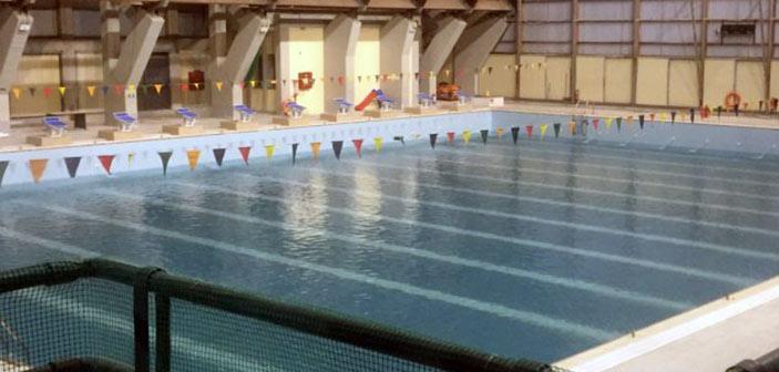 Αλλάζει όψη το κολυμβητήριο Χαλανδρίου