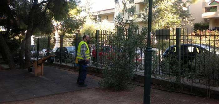 8ος κύκλος καταπολέμησης κουνουπιών στον Δήμο Κηφισιάς