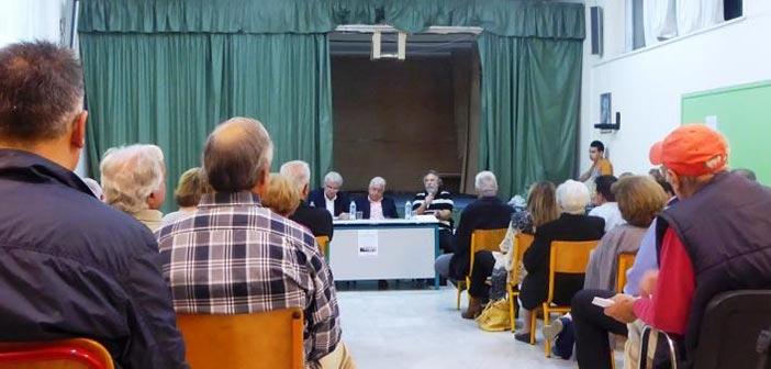 Έργα και παρεμβάσεις στα Πευκάκια παρουσίασε ο δήμαρχος Αγ. Παρασκευής