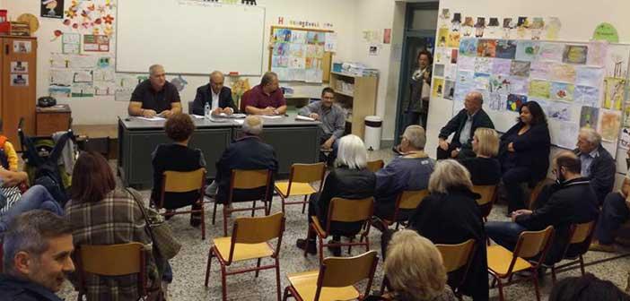 Επόμενες Συνοικιακές Συνελεύσεις στον Δήμο Κηφισιάς
