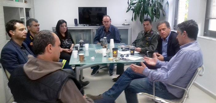 Σχεδιασμός Πολιτικής Προστασίας Δήμου Βριλησσίων ενόψει χειμώνα