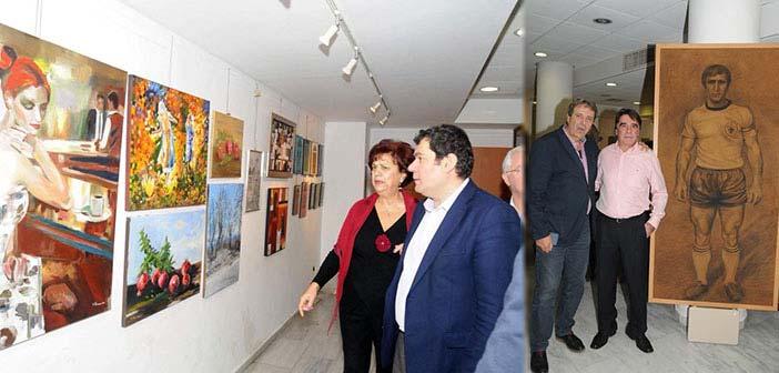 Άνοιξε τις πύλες της η Έκθεση Καλλιτεχνικής Εκφρασης του ΠΕΑΠ