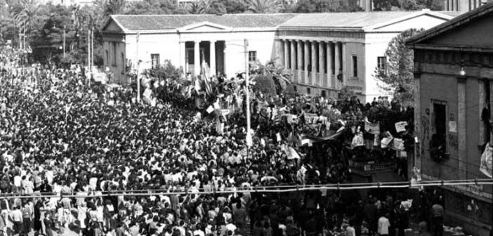 Εκδήλωση Ο.Μ. ΣΥΡΙΖΑ Λυκόβρυσης – Πεύκης για το Πολυτεχνείο