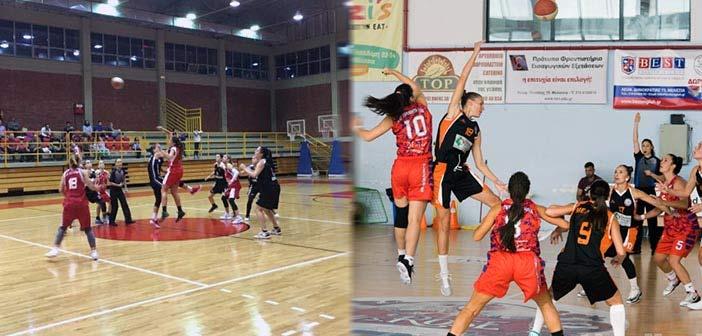 Α2 μπάσκετ Γυναικών: Με νίκη έκλεισαν την περίοδο τα Μελίσσια – Ήττα για τον Γ.Σ. Αγ. Παρασκευής