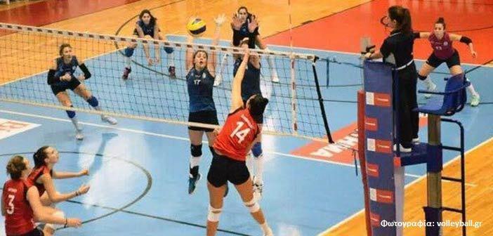 Νέα εντός έδρας ήττα για τον Ηρακλή Κηφισιάς στη Volley League Γυναικών