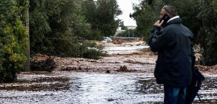 Οδηγίες από την Περιφέρεια Αττικής για την καταγραφή ζημιών στη Δυτ. Αττική