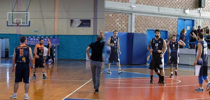 Νίκες για ΚΑΟ Μελισσίων και Πεντέλη στην 4η αγωνιστική της Γ' Εθνικής μπάσκετ