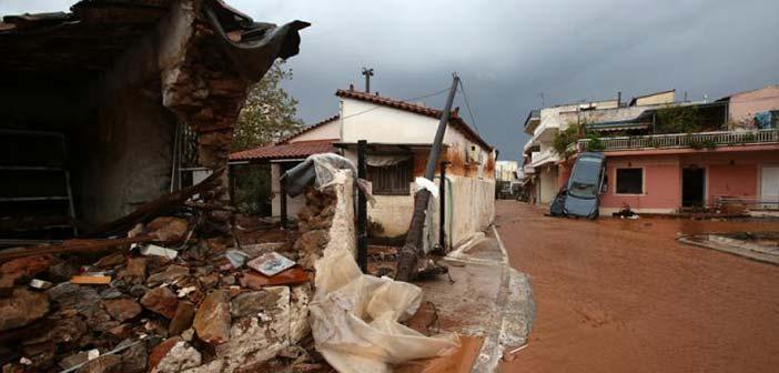 Δήμος Παπάγου-Χολαργού: Συγκέντρωση ειδών για τους πληγέντες της Μάνδρας