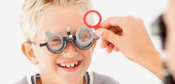 Δωρεάν έλεγχος όρασης για αμβλυωπία σε παιδιά Νηπ/γείου & Δημοτικού