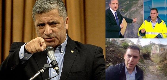 Γ. Πατούλης: Να ζητήσει συγγνώμη από τον Δήμο Αμαρουσίου ο κ. Καραμέρος