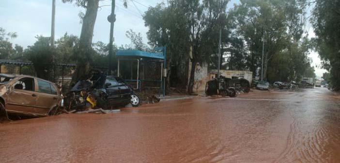 Ημερίδα ΠΕΔΑ για τη μείωση των επιπτώσεων από πλημμυρικά φαινόμενα