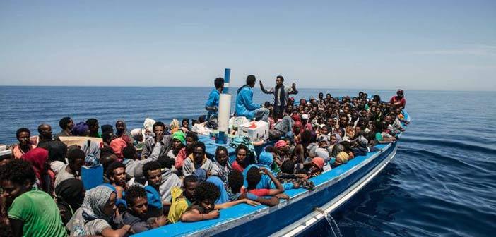 Πάνω από 250 μετανάστες έφθασαν στη Χίο μέσα σε 24 ώρες