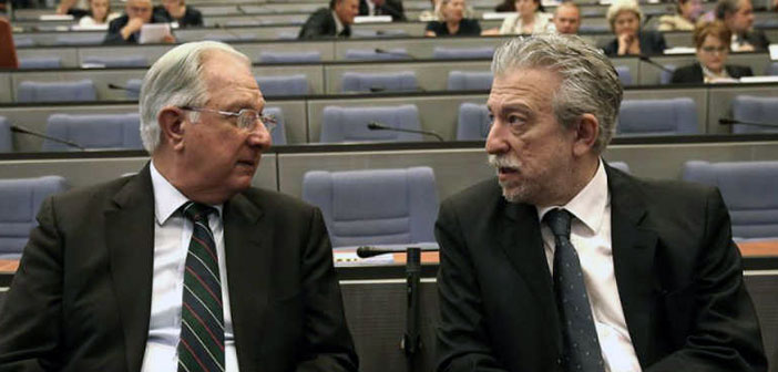 Ωμή παρέμβαση στη δικαιοσύνη καταγγέλλει ο πρόεδρος του ΣτΕ