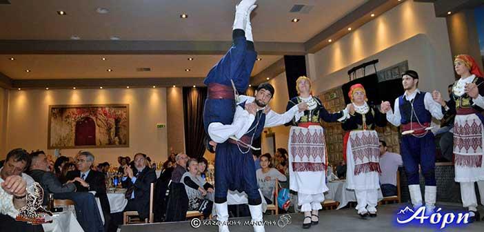Ετήσιος χορός του Συλλόγου Κρητών Πεύκης – Λυκόβρυσης στις 7 Δεκεμβρίου