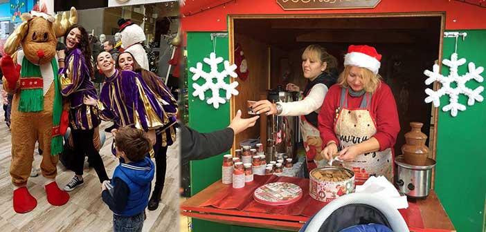 Πειρασμός… αποδείχθηκε η Γιορτή Σοκολάτας στον Χολαργό