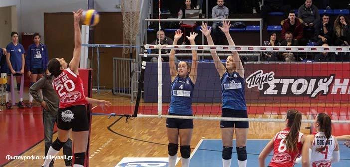 «Σκουραίνουν» τα πράγματα για τον Ηρακλή Κηφισιάς στη Volley League Γυναικών