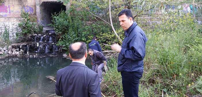 Περιφέρεια: Τα επίσημα έγγραφα για το ρέμα Σαπφούς κλείνουν τα στόματα των λασπολόγων