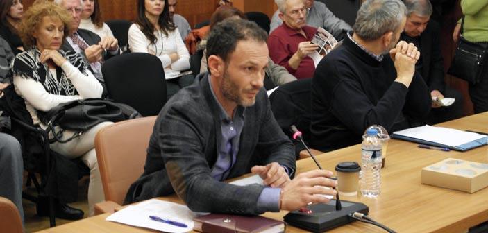 Δ. Κατραμάδος: Η Τοπική Αυτοδιοίκηση δεν είναι διοίκηση Β' κατηγορίας…
