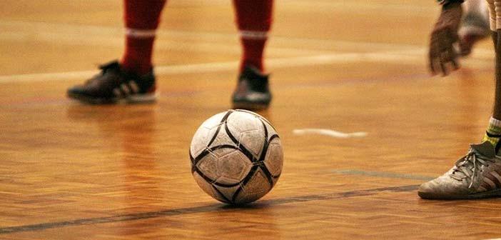 8ο Futsal All Star Game στην Αγία Παρασκευή