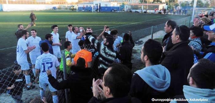 Με 6 νίκες «μπήκαν» στη νέα χρονιά οι ομάδες του Βορείου Τομέα στη Β' ΕΠΣΑ