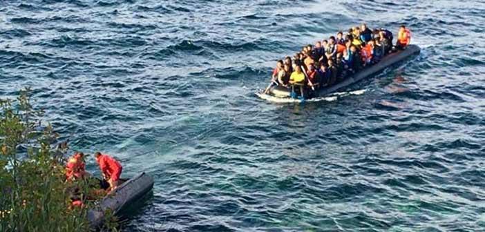 Αυξήθηκαν οι προσφυγικές ροές προς την Ελλάδα