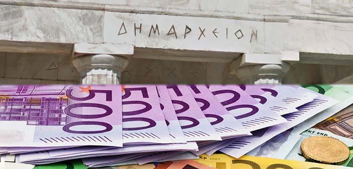 850.000 ευρώ σε 4 Δήμους του Βόρειου Τομέα Αθηνών από τη δεύτερη δόση επιχορήγησης για τον κορωνοϊό