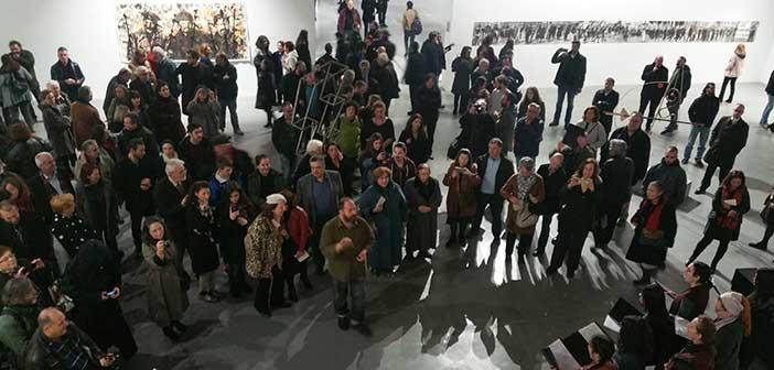 Χαιρετισμός Ρ. Δούρου στα εγκαίνια της Έκθεσης «Η Μνήμη της Επανάστασης»