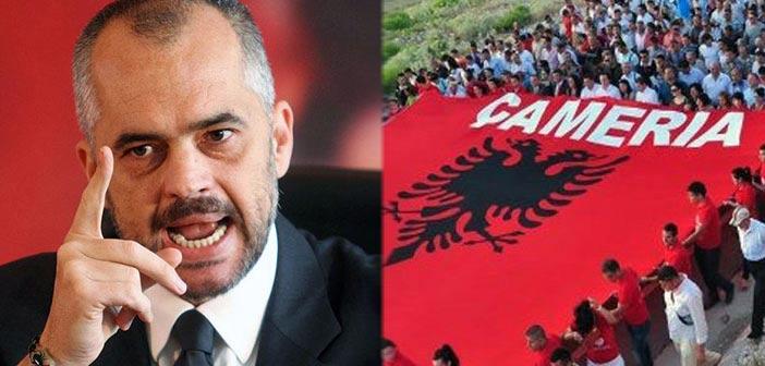 Μνημείο για τους Τσάμηδες στην Ελλάδα θέλει ο Αλβανός πρωθυπουργόςΈντι Ράμα