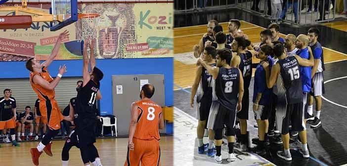 Νίκες για Μελίσσια, ΚΑΠ και Πεντέλη στη 15η αγωνιστική της Γ' Εθνικής μπάσκετ