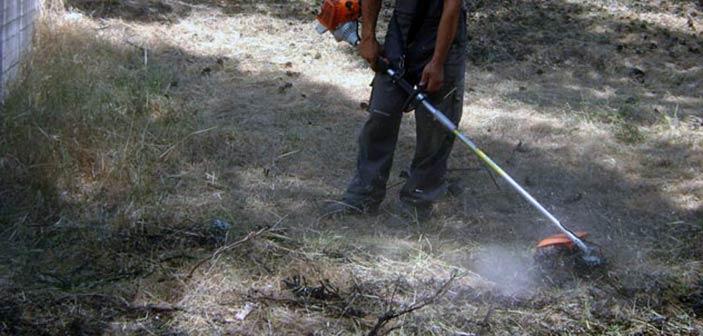 Ευθύνη και υποχρέωση των ιδιοκτητών ο καθαρισμός των οικοπέδων τους υπενθυμίζει ο Δήμος Χαλανδρίου