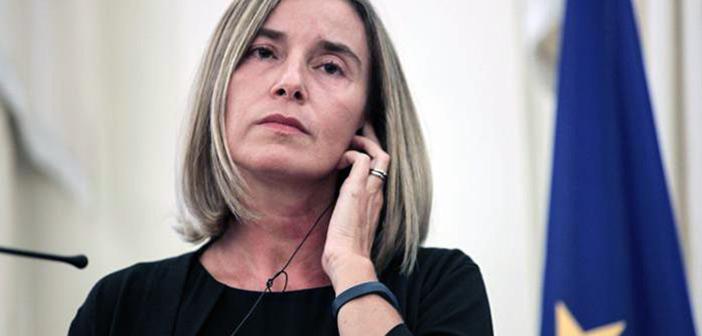 Μογκερίνι: Οι διαπραγματεύσεις για το όνομα θα φέρουν σύντομα καλά αποτελέσματα