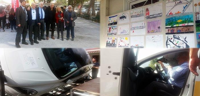 Ο ΣΒΑΠ δίνει μαθήματα κυκλοφοριακής αγωγής και με τον Δήμο Παλλήνης