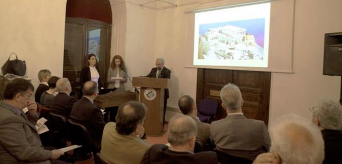 Στην Πεντέλη η τελετή υποδοχής των εκπροσώπων του προγράμματος ERASMUS+