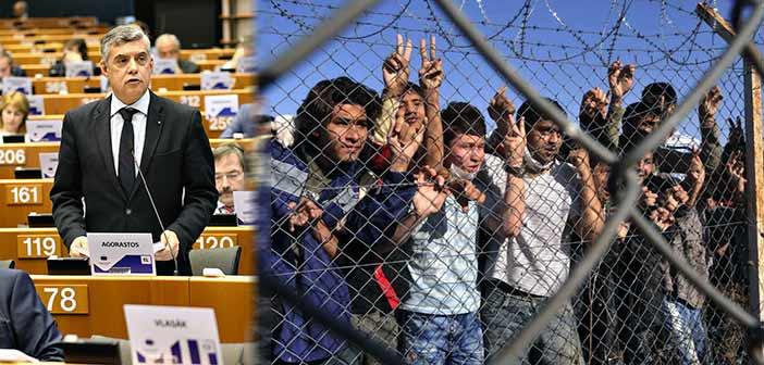 Κ. Αγοραστός: Δεν υπάρχουν θαυματουργές λύσεις στο πολύπλοκο πρόβλημα της μετανάστευσης
