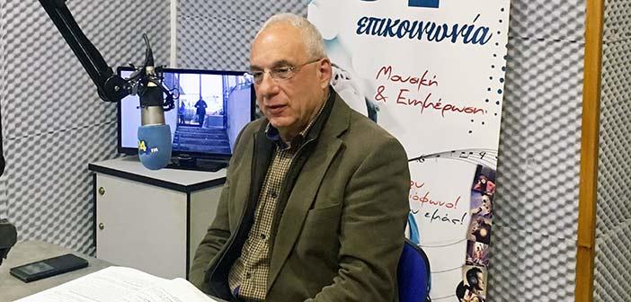 Θα κατέβει υποψήφιος δήμαρχος στον Δήμο Χαλανδρίου ο Γιώργος Κουράσης