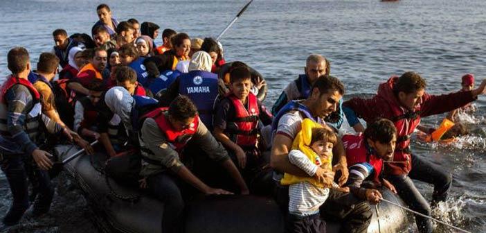 Λέσβος: Ρεκόρ μεταναστευτικών ροών σε σχέση με το 2017