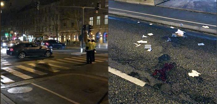 Επίθεση με μαχαίρι στη Βιέννη – Τουλάχιστον τρεις τραυματίες