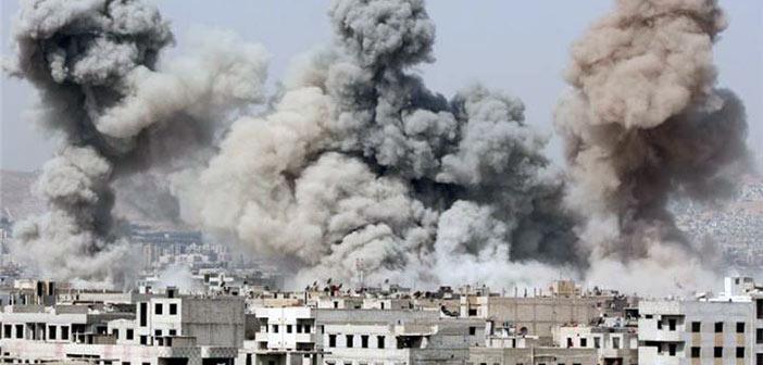 Για «εγκλήματα πολέμου» στη Συρία κάνει λόγο επιτροπή του ΟΗΕ