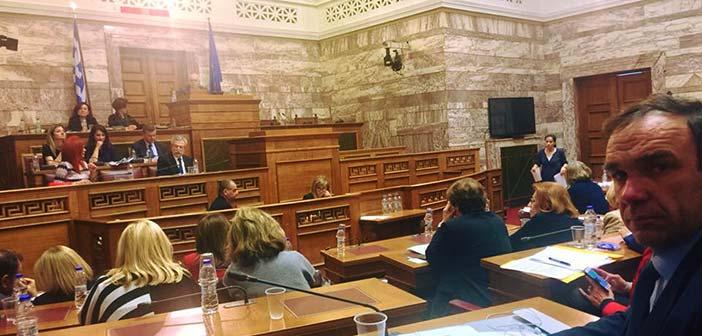Οι θέσεις της ΚΕΔΕ για την καταπολέμηση της βίας κατά γυναικών κατατέθηκαν στη Βουλή