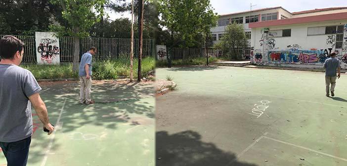 Μεταφέρεται στο κτήριο του ΙΕΚ Κηφισιάς το 1ο Δημοτικό Σχολείο Ν. Ερυθραίας