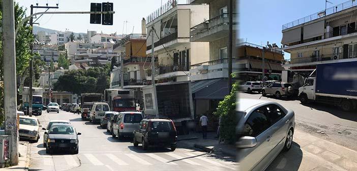 Καταγγελίες για δημιουργία σούπερ μάρκετ σε περιοχή αμιγούς κατοικίας στα Μελίσσια