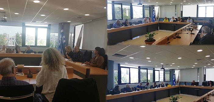 Δήμος Ηρακλείου Αττικής: Νέος γύρος επαφών με τη σχολική κοινότητα