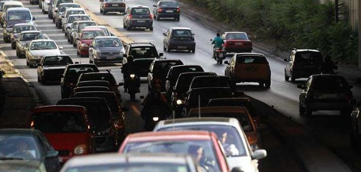 Αυξημένη κίνηση στις εθνικές οδούς λόγω της επιστροφής των εκδρομέων
