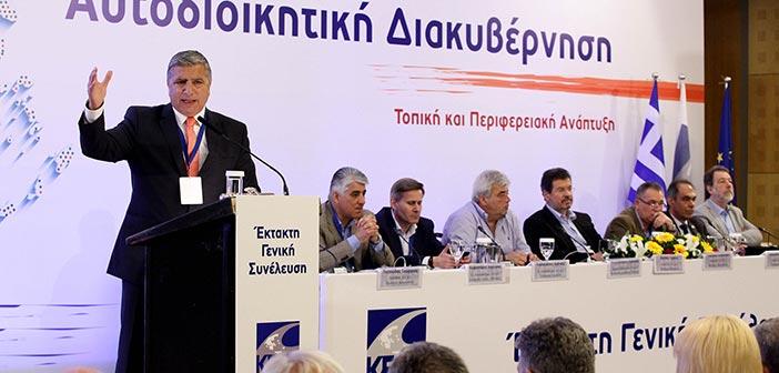 Γ. Πατούλης: Η Αυτοδιοίκηση διεκδικεί το δικό της «μέρισμα» από τη συμφωνία με τους δανειστές